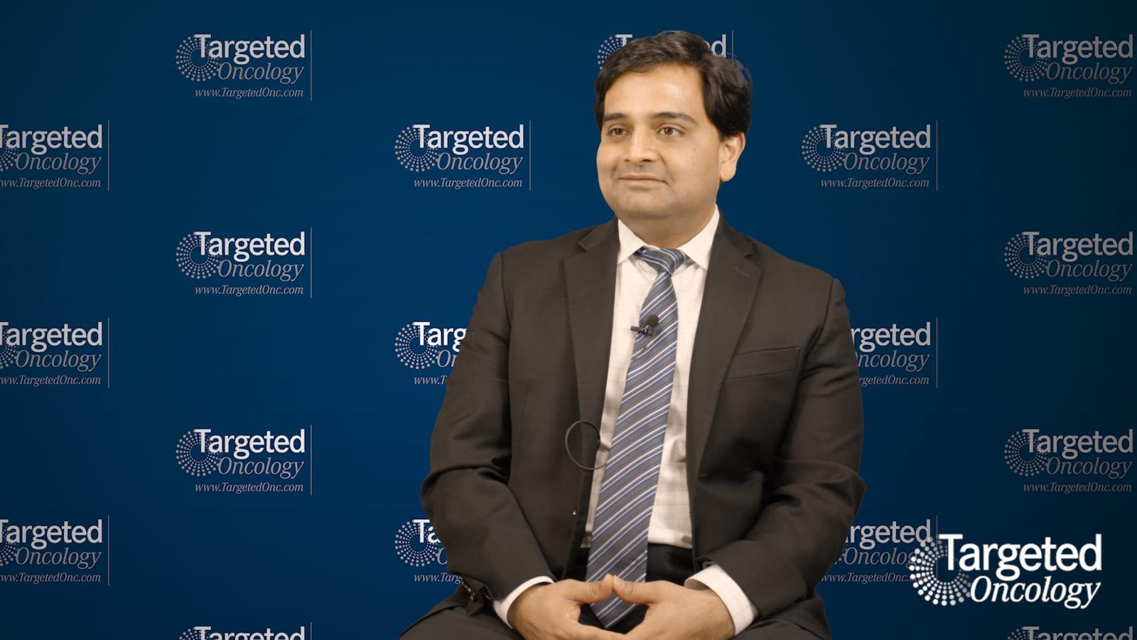 Case-Based Overview: Newly Diagnosed Acute Myeloid Leukemia