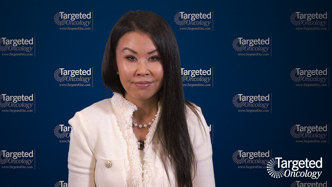 Approaching Therapy for a Case of Nondriver NSCLC