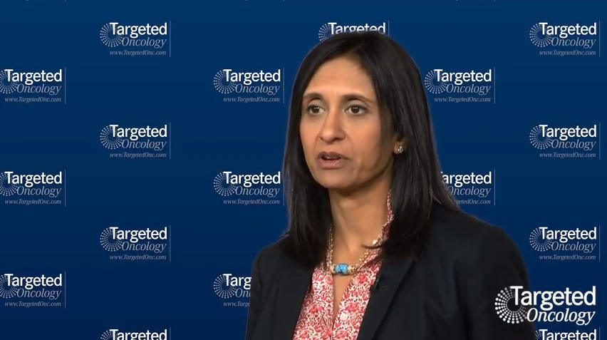 A Case of Unresectable Locally Advanced NSCLC