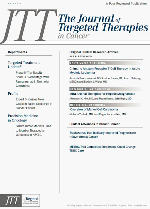 The Journal of Targeted Therapies in Cancer