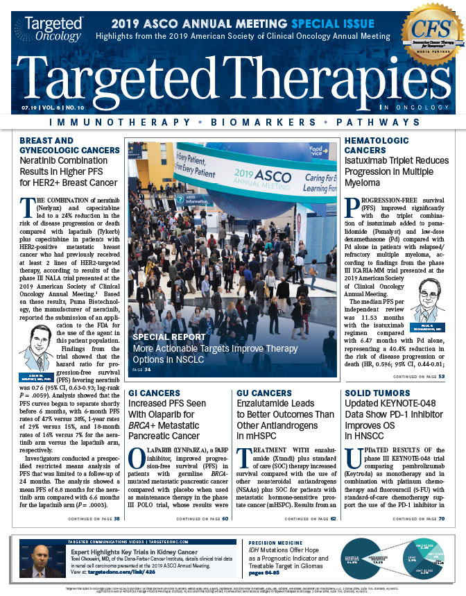 Targeted Oncology | Community Resource for Targeted Therapies