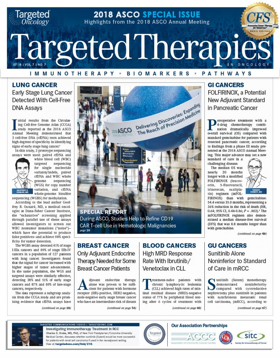 Targeted Therapies in Oncology