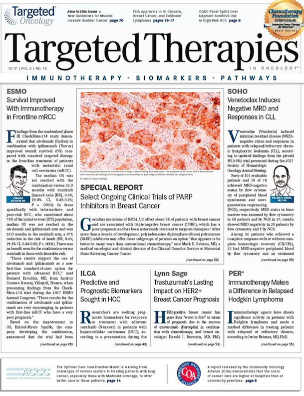 Targeted Therapies in Oncology | Targeted Oncology