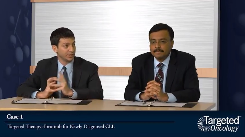 Case 1: Targeted Therapy: Ibrutinib for Newly Diagnosed CLL