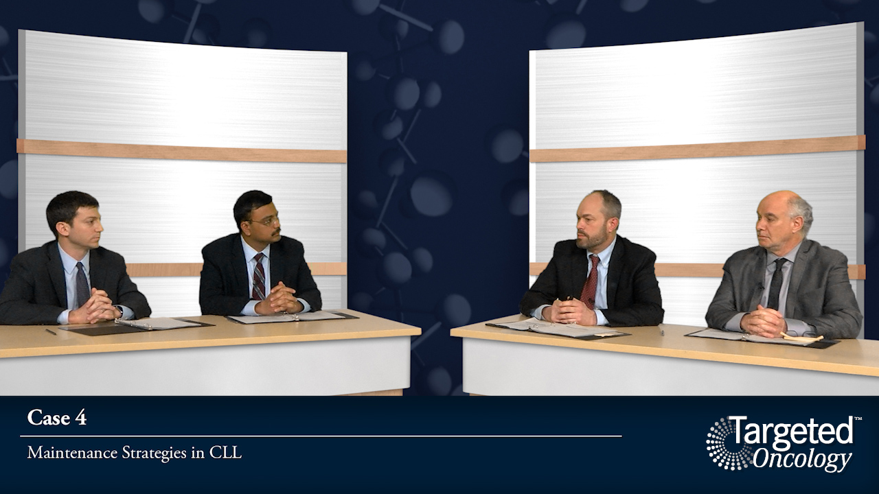 Case 4: Maintenance Strategies in CLL