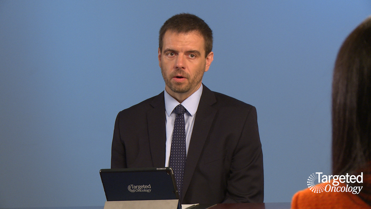 Case 1: Molecular Testing in Locally Advanced NSCLC