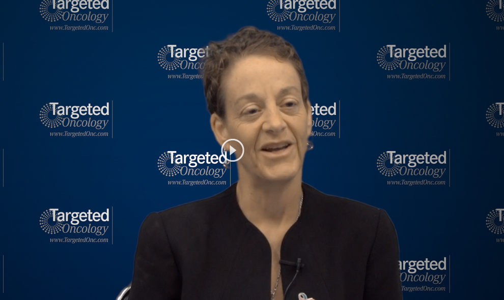 Discussing Targeted Treatment With PARP Inhibitors for BRCA-Mutant Patients Across Tumor Types