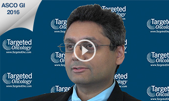 Dr. Manish Shah on Treatment Options for Patients With Locally Advanced Stomach Cancer