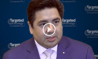 Dr. Posadas Discusses Darolutamide in Castration-Resistant Prostate Cancer