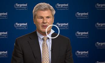 Mark Socinski, MD: Lacking Actionable Mutations in NSCLC
