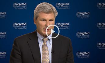 Mark Socinski, MD: Antiangiogenic Therapy in NSCLC