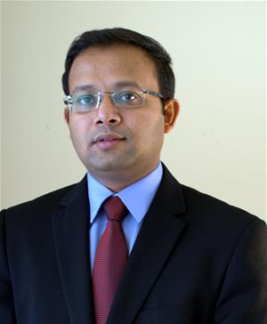 Dhruvajyoti Roy, Ph.D